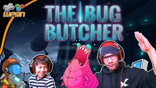 The BUG BUTCHER - TOTAL PANIC ! - (Co-op Gameplay) - Happy Thanksgiving Special