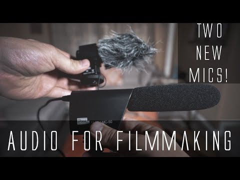 Two NEW Microphones for Filmmaking - TakStar - Pixel | Momentum Productions