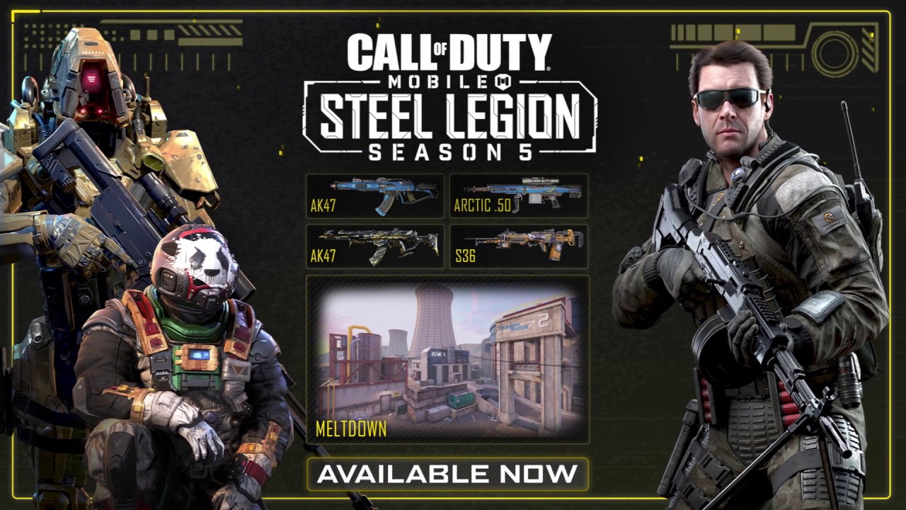 Call Of Duty Mobile Brings Back Gun Game For A Limited Time