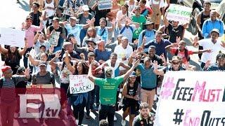 Sudafricanos exigen la renuncia del presidente Jacob Zuma / Martín Espinoza
