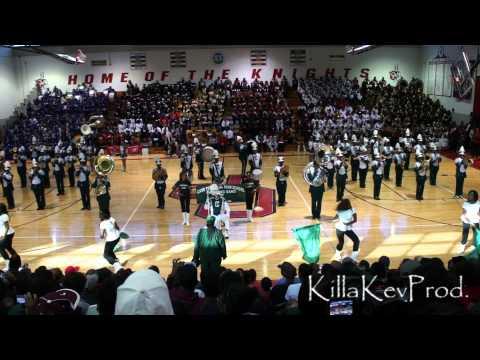 Cass Tech High School - Field Show - 2013