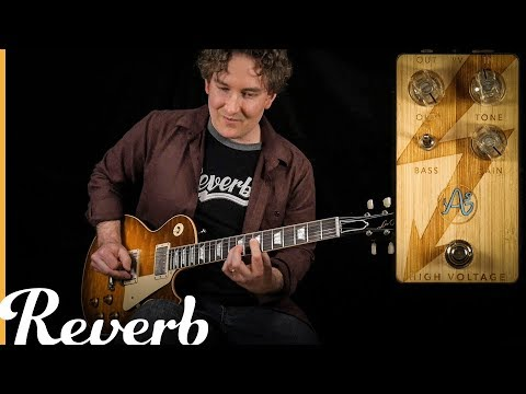 Anasounds High Voltage Distortion | Reverb Tone Report