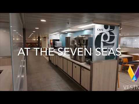 Celebrity Edge - Accommodation by Vestnes Ocean AS