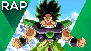 Rap de Broly EN ESPAÑOL (Dragon Ball Super) - Shisui :D - Rap tributo n° 82