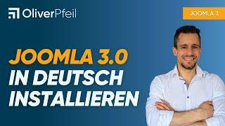 Joomla 3.0 Stabile deutsch installieren