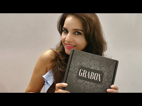 GRABOX September 2018 | COD | Most Affordable  Subscription Box | Jewel Box | Unboxing & Review |