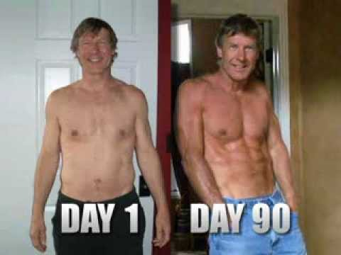 Chin Ups Before And After P90X Success Story: Bi...