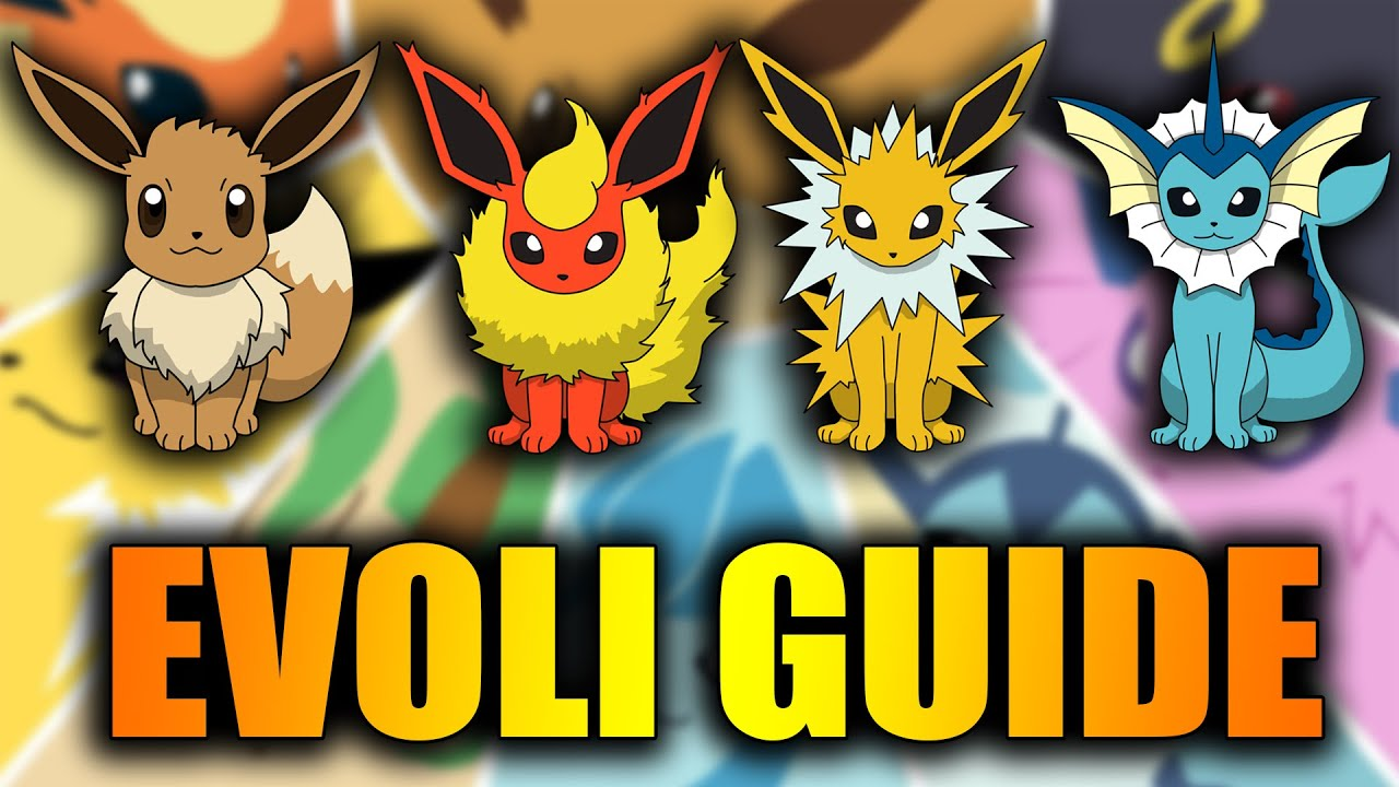Evoli Pokemon Go Entwickeln