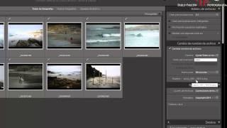 Tutorial Lightroom: Importar fotografías al catalogo (Nivel Principiante).