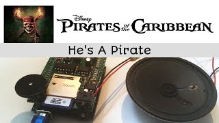 Arduino Plays: HE