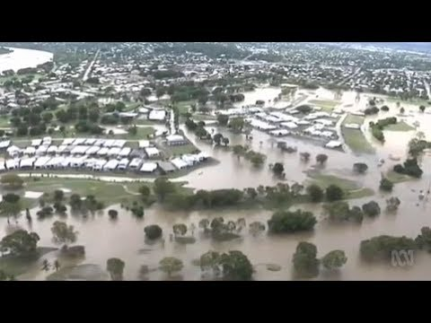 Some residents return to their homes after Townsville's 2019 flood