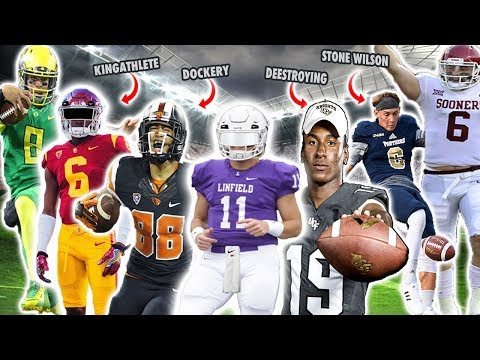 What Do Football Players Study In College?