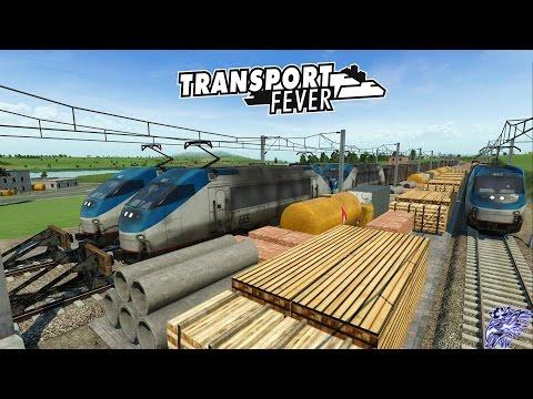 7# -- El Fin de la Gran Crisis Ferroviaria -- E.R.T. -- Transport Fever [Español]