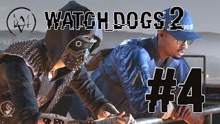 Watch Dogs 2 #4 До последнего цента