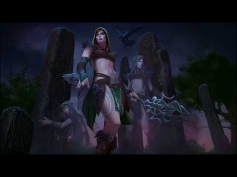 "Smite - Path of the Phantom Queen ""Celtic"" Music Theme"