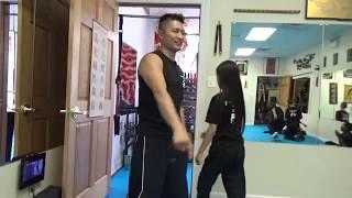 Kung Fu Kids - How Long Can You Hang Challenge