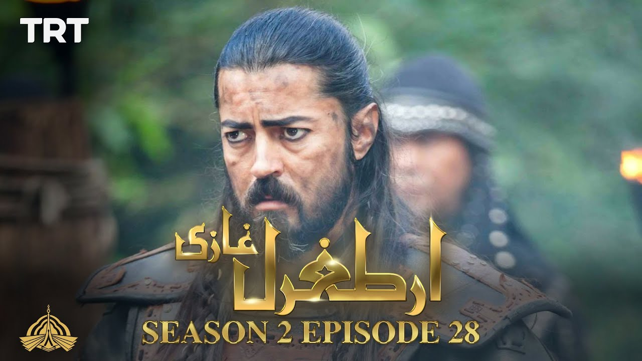Ertugrul Ghazi Urdu | Episode 28| Season 2