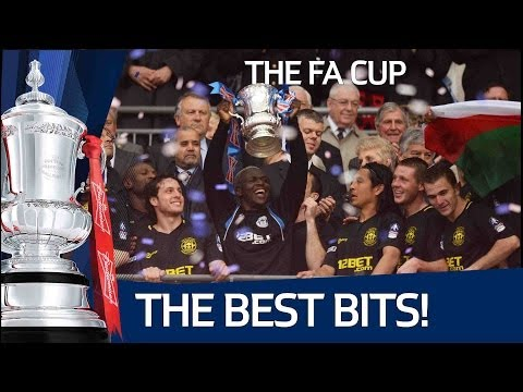 GREAT FA CUP MOMENTS: Some of the best bits from over the years!