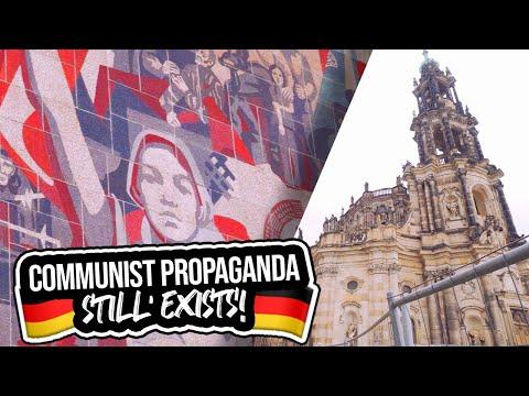 GERMANY'S SECRET CATHOLIC CHURCH AND COMMUNIST PROPAGANDA IN DRESDEN