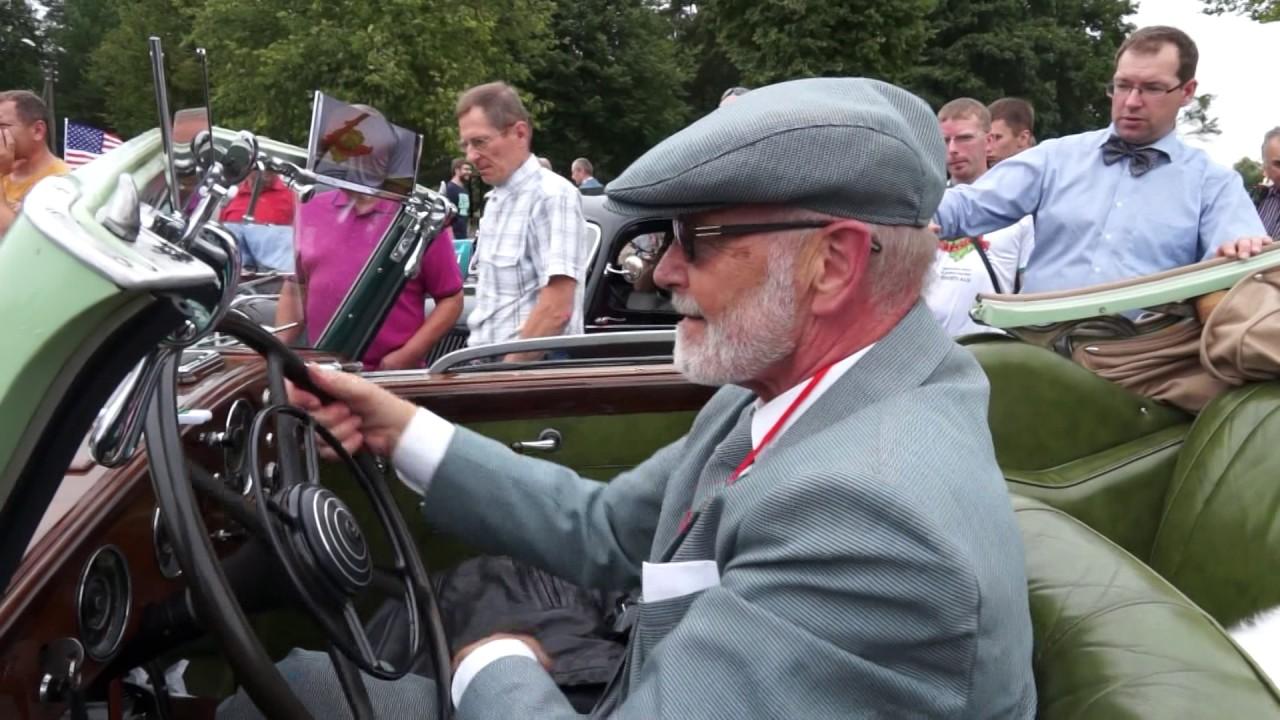 Senovinių Automobilių Paroda Nesenstanti Klasika 2016 Youtube