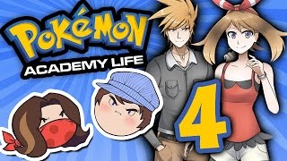 Pokemon Academy Life: Ghosts?!? - PART 4 - Steam Train