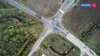 В Крыму досрочно завершён ремонт дороги Нижнегорский – Белогорск