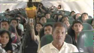 The Cebu Pacific Safety Dance - MTV version