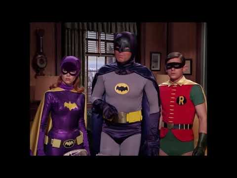 Batman Season 3 episode 22 (The Great Train Robbery) - Batgirl Supercut