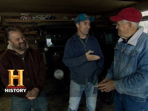 American Pickers: When It Rains, It Pours
