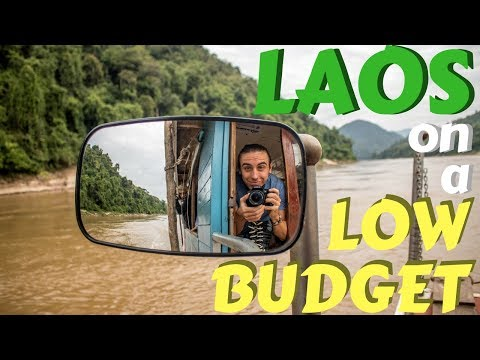 HOW TO TRAVEL LAOS ON A LOW BUDGET - Ep 1 Chiang Mai to Luang Prabang on a 2 DAY SLOW BOAT