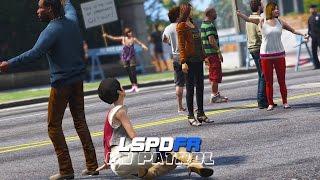 LSPDFR - Day 308 - Protestors