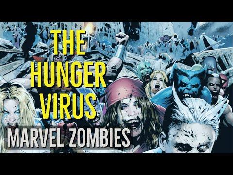 The Hunger Virus (MARVEL ZOMBIES) Explored