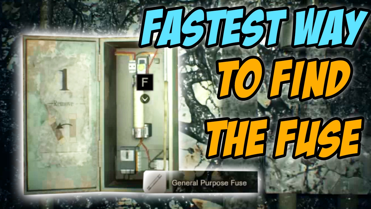 HOW TO FIND THE 1F FUSE LOCATION IN THE WRECKED SHIP | Resident Evil Xbox Lost Fuse Puzzles on