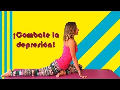 yoga y depresion