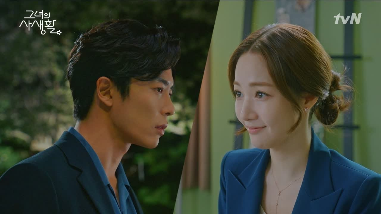 LIVE] tvN 她的私生活EP8 - koreadrama | PTT娛樂區