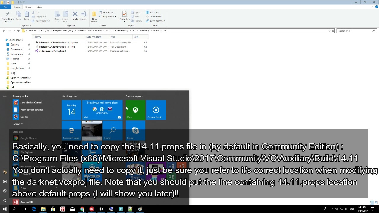 [Sharing] How To Use Visual Studio 2017 15 4 side-by-side with VS2