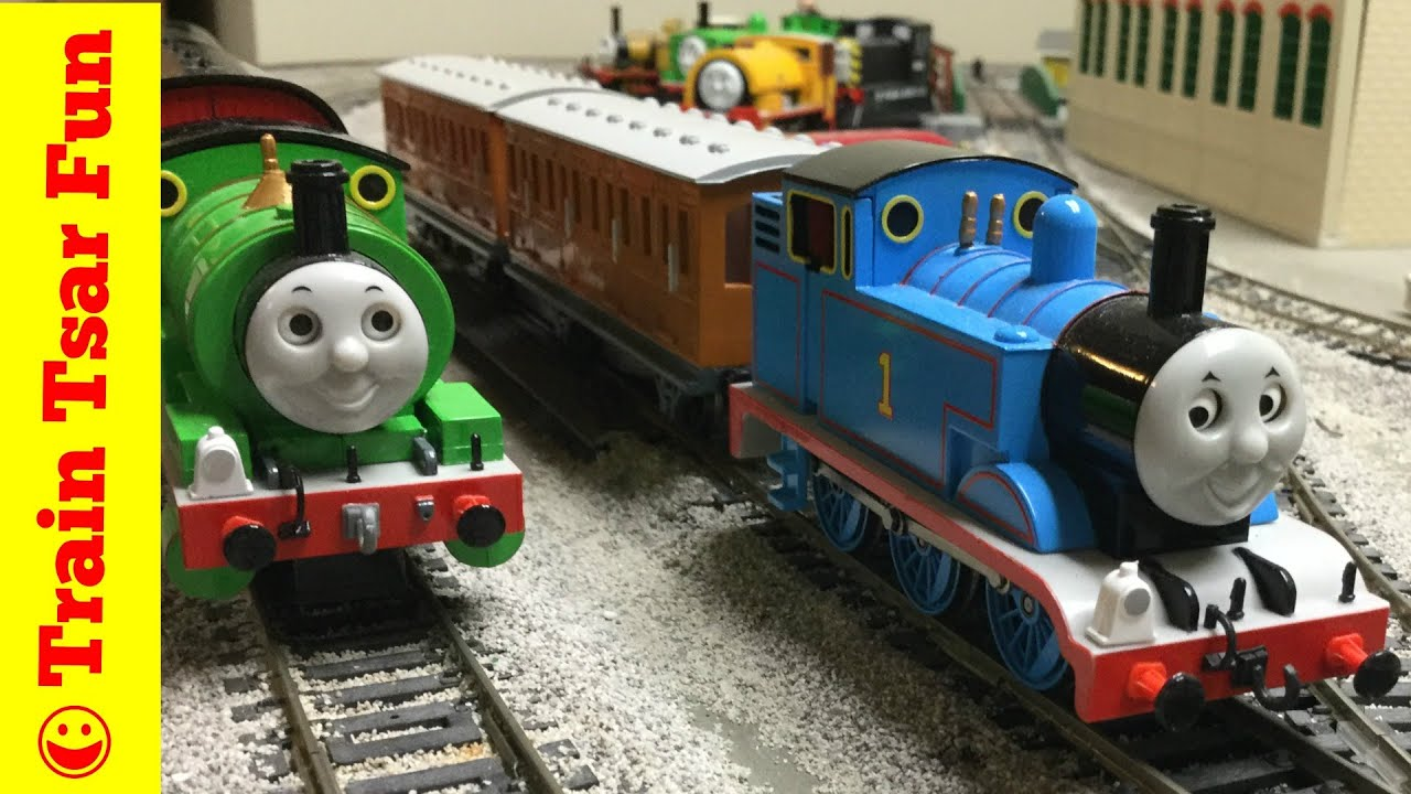 Percy S Mail Cars