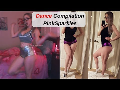 Pink Sparkles THICC DANCE Videos