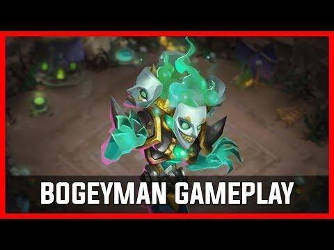 BOGEYMAN GAMEPLAY [NEW HERO] | Castle Clash
