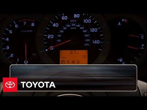 2010 RAV4 How-To: Cruise Control | Toyota