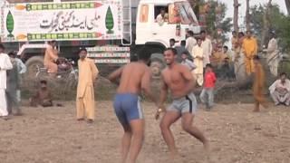 SHADIWAL KABADI GUJRAT VS MANDI 2011  PART 2  AFTAB DHUDRA