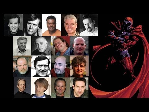 Comparing The Voices - Magneto