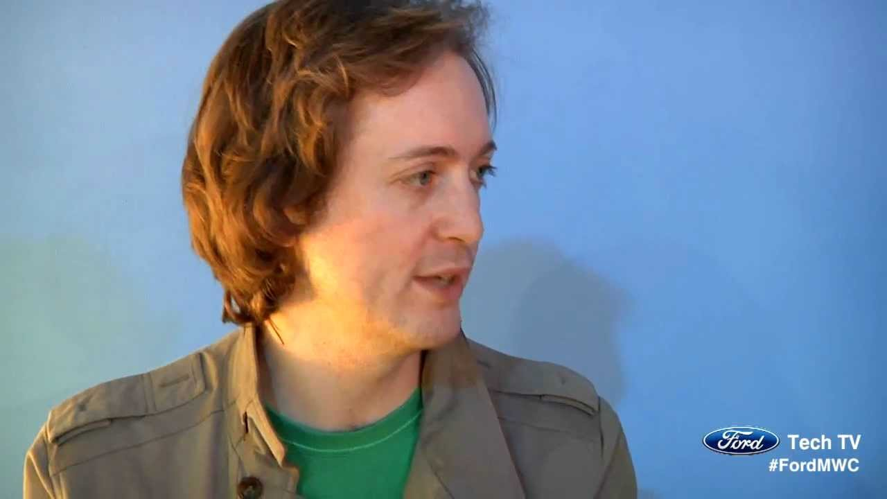 Ford Tech TV interviews Duncan Geere from Wired - YouTube
