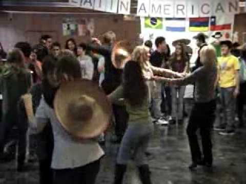 Anglo-Continental Latin American event.wmv