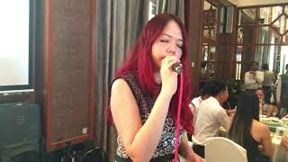 How Long Will I Love You - Dreambird Music Singapore Wedding Live Band Wedding Singer and Emcee