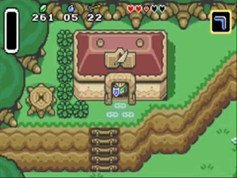 Link To The Past Ep 9-The Book Of Mudora...Meow