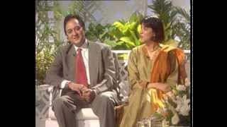 Rendezvous with Simi Garewal - Sunil Dutt and Priya Dutt (1997)