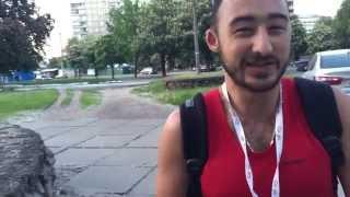 Влог - поездка в Киев на семинар YouTube(Всем привет, меня зовут Стас и в этот раз решил рассказать за поездку в Киев на YouTube конференцию Как все..., 2015-05-24T08:20:48.000Z)