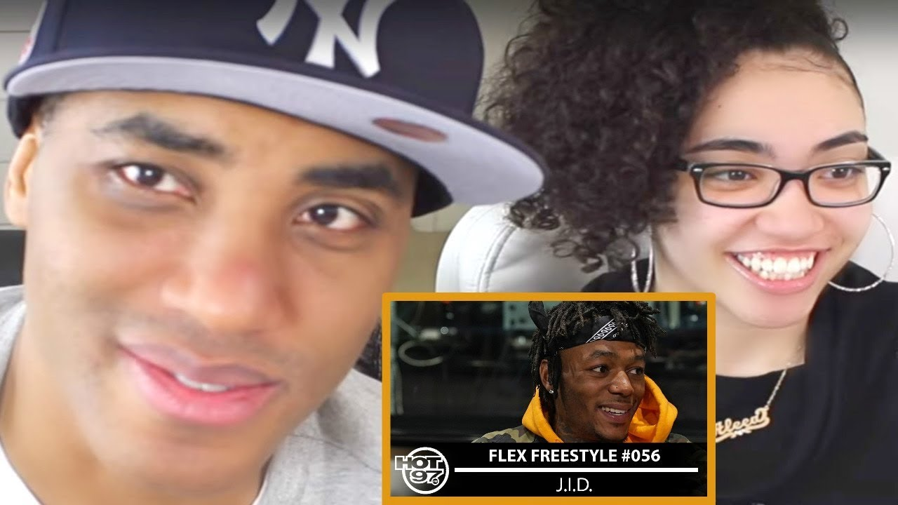 J.I.D. FREESTYLES ON FLEX REACTION | #FREESTYLE056 | MY DAD REACTS