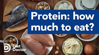 How much protein should you eat?